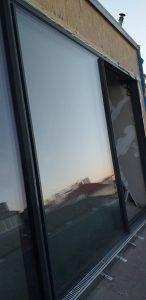 iFRAME triple glazing system